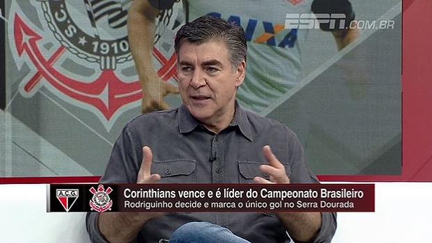 Zetti vê grande melhora de Cássio nos últimos jogos: 'Está passando tranquilidade para a defesa'