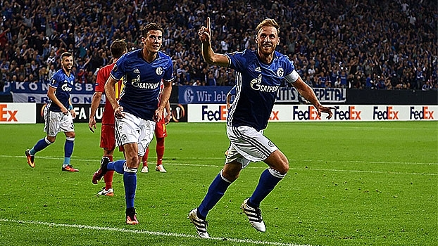 UEFA Europa League - Grupo I: Melhores momentos de Schalke 04 3 x 1 Salzburg