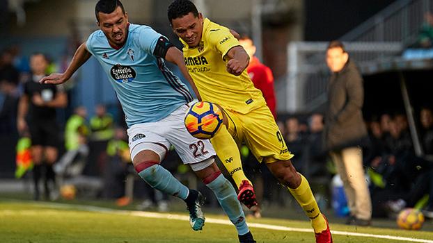 Villarreal sofre, mas vence Celta fora de casa e segue em 6º na tabela da LaLiga