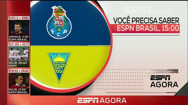 Campeonato português, eSports, MLB e mais; veja a programação desta quarta-feira nos canais ESPN