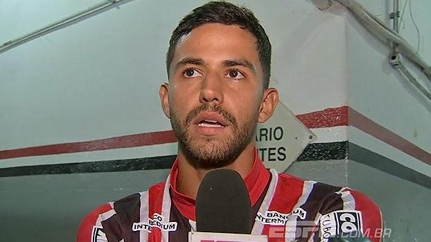 Renan Ribeiro elogia partida do São Paulo, mas avalia: 'É lamentável a forma como tomamos o gol'