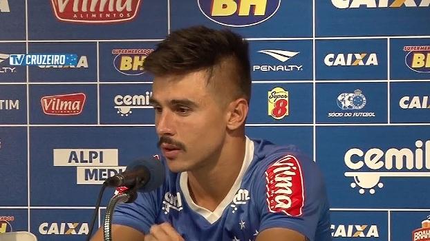 Copa do Brasil: Willian pede que Cruzeiro jogue com inteligência