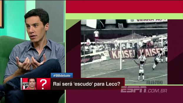 Raí é um 'escudo' para Leco? Bate Bola analisa situação no São Paulo