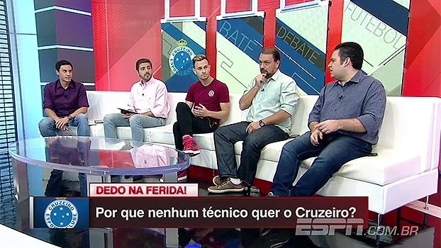 Após negativas de Jorginho e Ricardo Gomes, Bate-Bola analisa por que Cruzeiro ainda está sem técnico; veja