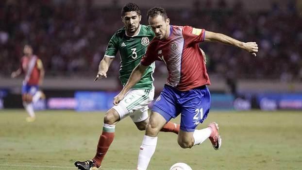 Veja os gols do empate entre Costa Rica e México por 1 a 1 pelas Eliminatórias da Concacaf