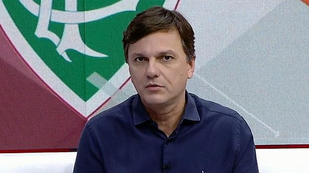 Mauro vê Flu melhor e Flamengo regredindo: 'Parece que Zé Ricardo não consegue fazer o time progredir'