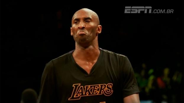 'Contar as grandes histórias de Oscar e outros ajudará as próximas gerações', acredita Kobe