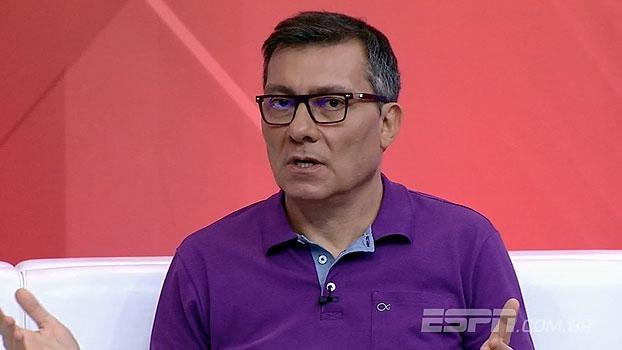Calçade exalta 'convergência' de Atlético-PR e Coritiba: 'Isso é dirigir futebol'