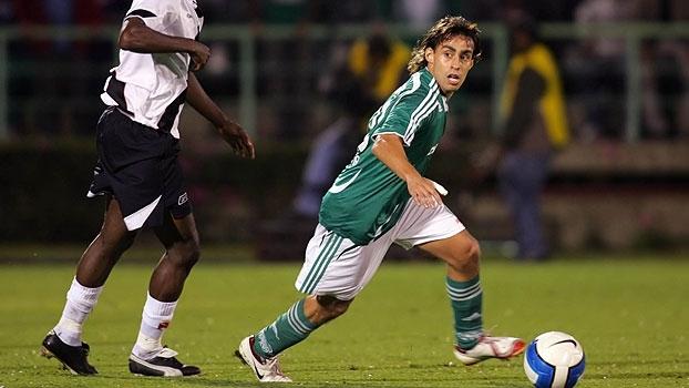 Comandado por Valdivia e Edmundo, Palmeiras conseguiu virada absurda sobre o Vasco em 2007