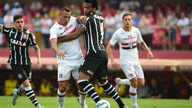 822c974db6 Brasileiro  Gols de São Paulo 1 x 1 Corinthians - ESPN