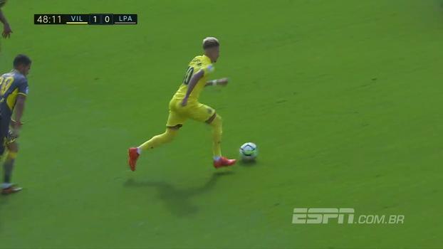 Villarreal goleia Las Palmas, assume a quinta colocação no Campeonato Espanhol e deixa rival na zona de rebaixamento