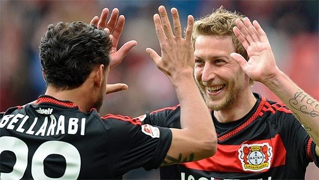 Com vaga direta na próxima Champions já garantida, Leverkusen vence Ingolstadt na rodada final do Alemão