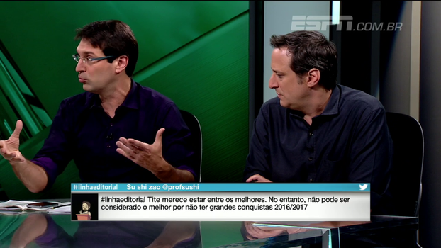 Arnaldo: 'O Real do Zidane joga um futebol muito melhor do que alguns dos Barcelonas tão decantados aqui'