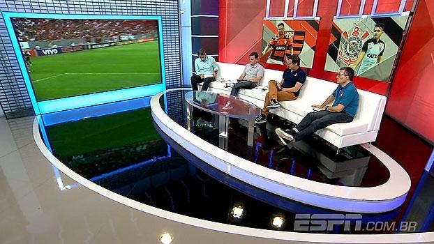 Andrés Sanchez: 'Rodriguinho chegou uma vez, não bêbado, de ressaca. É normal'