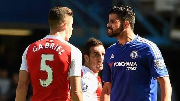 Arsenal x Chelsea