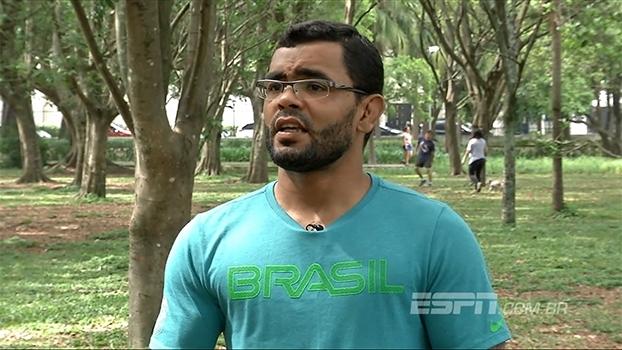 Problema de ingerência, dívidas e atletas coagidos: Hugo Viana critica Federação de Luta Olimpica