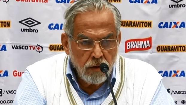 Eurico detona arbitragem no Maracanã: 'O que aconteceu hoje foi um escândalo'