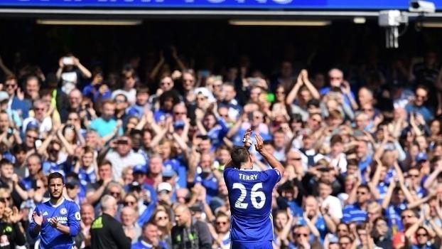 Veja os gols da vitória do Chelsea por 5 a 1 sobre o Sunderland