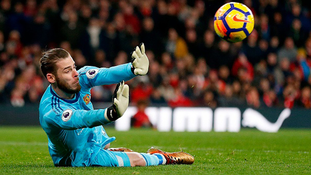 Entre defesas absurdas, partida histórica de De Gea é destaque entre as muralhas do final de semana