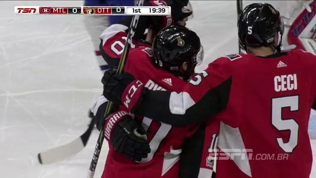 Na NHL, Montreal Canadians goleiam Ottawa Senators e impedem rival de assumir a vice-liderança da conferência leste
