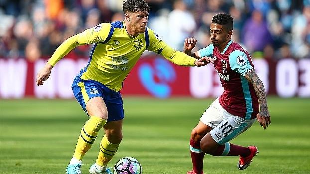 Everton segura West Ham em Londres, empata sem gols e ultrapassa Arsenal temporariamente na tabela
