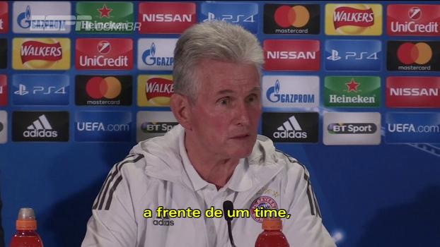 Antes de encarar o Celtic, Heynckes pede atenção aos detalhes no Bayern: 'Fazem a maior diferença'