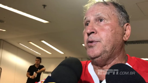 Zico acredita que Brasil irá disputar a final da Copa do Mundo
