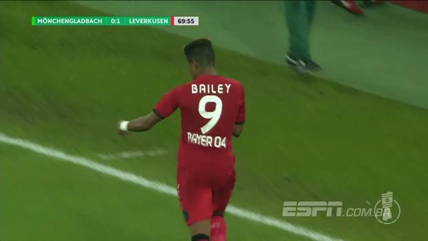 Bayer Leverkusen vence Borussia M'Gladbach e avança às quartas da Copa da Alemanha