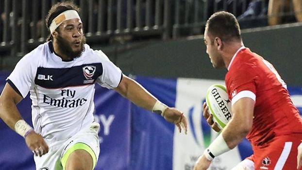 Estados Unidos quebram recorde de tries e pontos em vitória sobre o Canadá no Rugby: 51 a 34