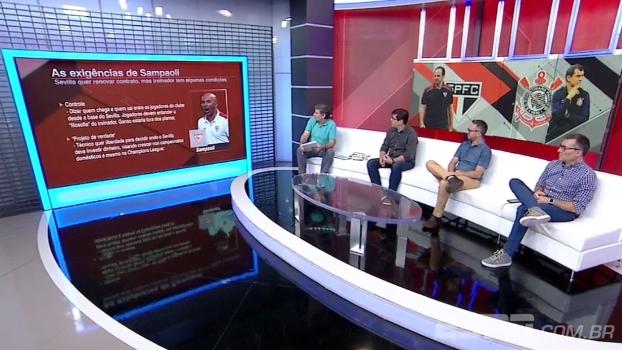 Para Sampaoli renovar com Sevilla, Ganso deve ir embora: Entenda as exigências do treinador