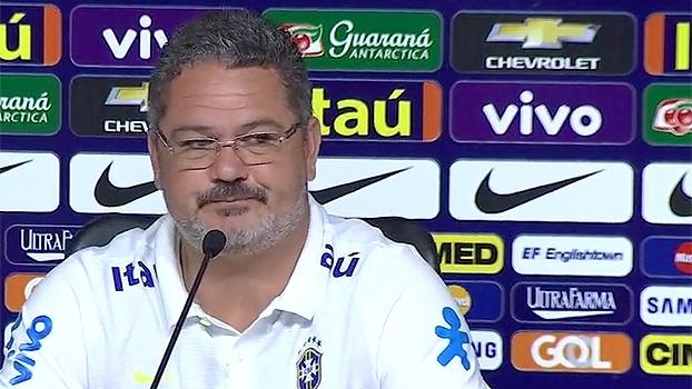 Micale diz que Renato Augusto não será titular ainda: 'Vamos iniciar com o F. Anderson'