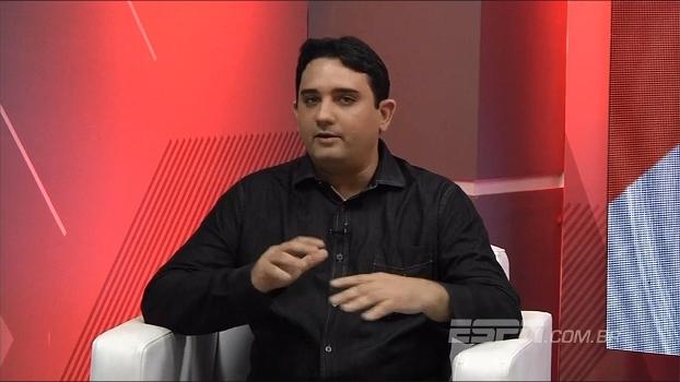 Marcos Leandro diz que Sport está 'correndo um risco que não deveria correr'