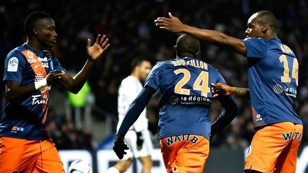 Resultado de imagem para Lyon x Montpellier