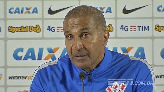 Cristóvão garante que Guilherme ainda tem espaço e elogia: 'Equipe foi bem'