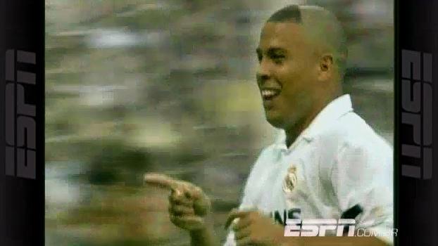 Ronaldo 'Cascão' e R. Carlos marcam contra o Bilbao, e Real conquista o Espanhol de 2002/2003; relembre