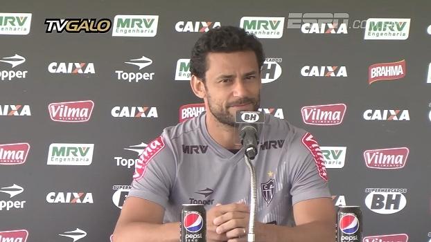 Fred elogia Marlone, novo companheiro de Atlético-MG: 'Torcedor vai ver coisas boas dele'