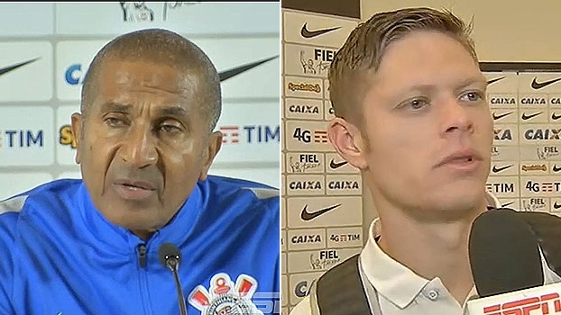 Cristóvão promete mais chances e Marlone comemora: 'Venho me preparando faz tempo'