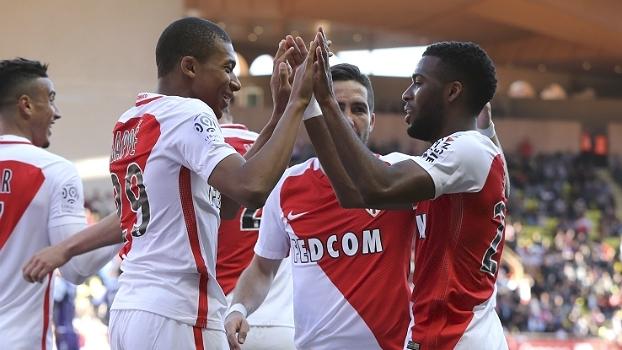 Assista aos gols da vitória do Monaco sobre o Toulouse por 3 a 1
