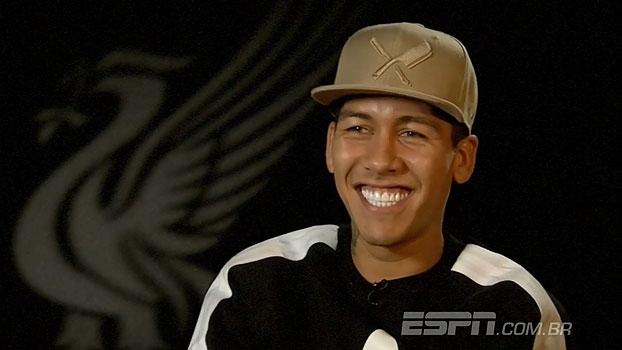 Amizade com Wesley Safadão, pressão no Liverpool e ambições: Firmino fala em exclusivo para os canais ESPN