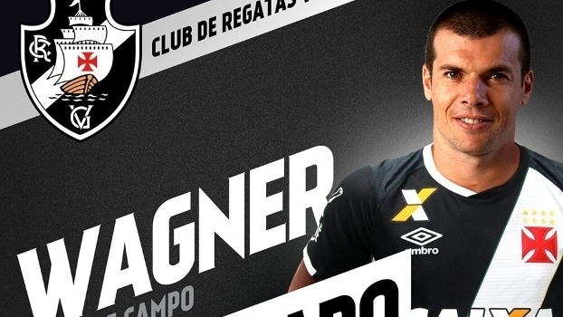 Veja gols e lances do meia Wagner, reforço do Vasco para 2017