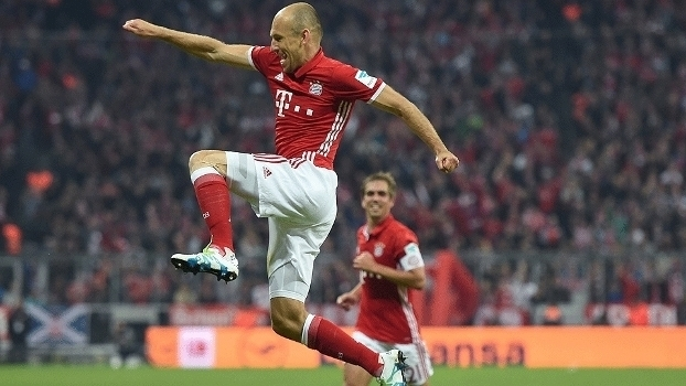 Veja os gols da vitória do Bayern de Munique sobre o Hertha Berlin por 3 a 0 pelo Alemão