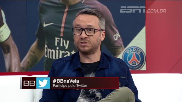 Maurício Barros: 'O Neymar está muito mais showman do que estava no Barcelona'