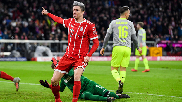 Bundesliga: Gol de Bayern de Munique 1 x 0 Colonia