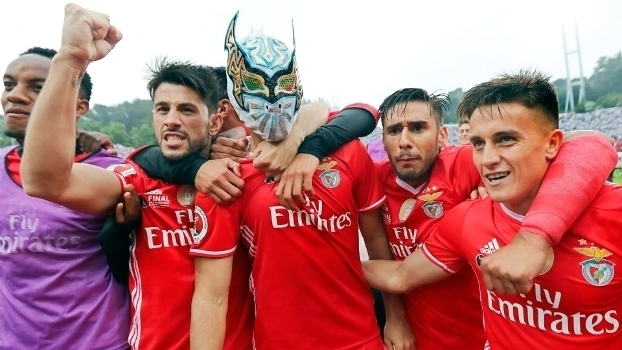 Copa de Portugal (final): Gols de Benfica 2 x 1 Vitória de Guimarães