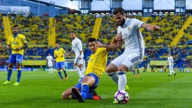 Villarreal x Las Palmas  2016