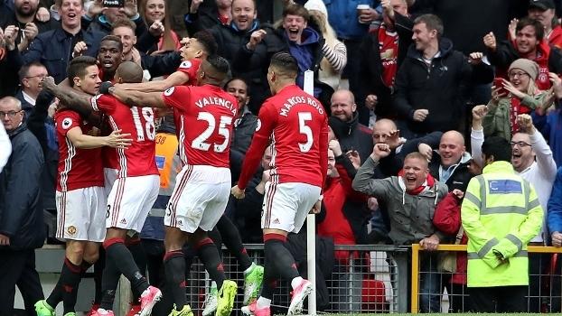 Premier League: Gols de Manchester United 2 x 0 Chelsea