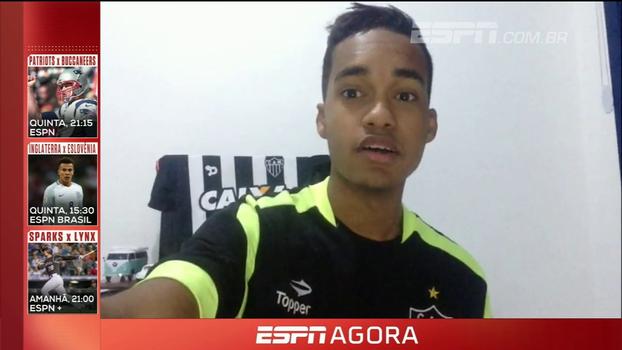 ESPN FC: Blogueiro do Atlético-MG cita motivos para clube ter um final de temporada digno
