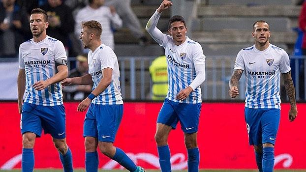 LaLiga: Gols de Malaga 4 x 2 Sevilla