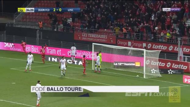 Tente não rir: veja como Amigão narrou o gol contra de Fodé Ballo Touré em falha de goleiro