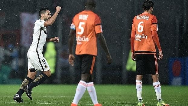 Francês: Melhores momentos de Lorient 0 x 3 Monaco